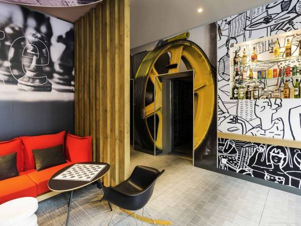 Hotel ibis Bordeaux Centre Gare Saint-Jean Euratlantique