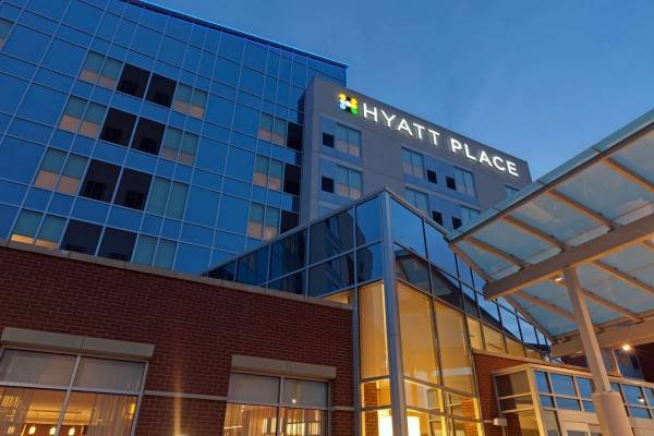 Hotel Hyatt Place Chicago Midway Airport