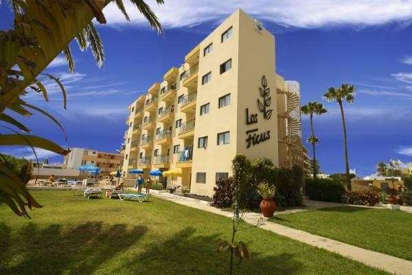 Hotel Apartamentos Los Ficus
