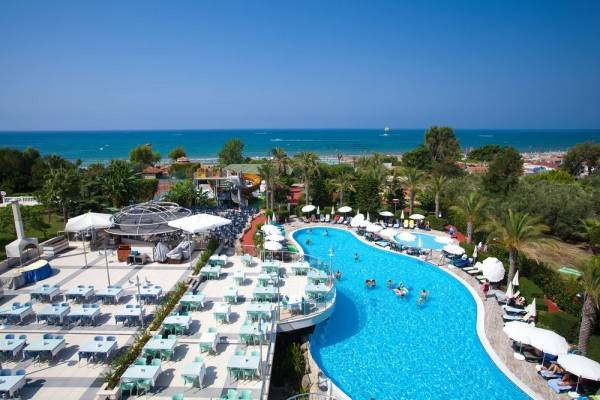 Side Sun Hotel - All Inclusive