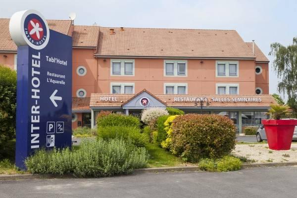 Cambrai Tabl'Hôtel The Originals City (ex Inter-Hotel)