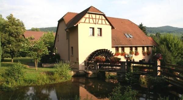 Hotel Moulin de la Walk Logis