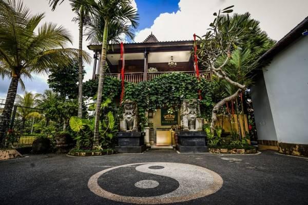 Hotel Bisma Sari Resort Ubud