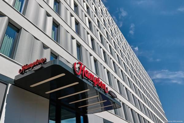 Hotel Hampton by Hilton Berlin City Centre Al