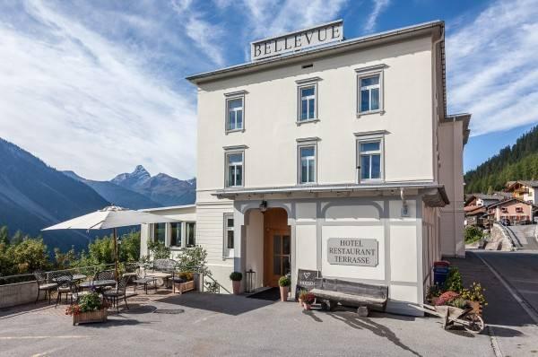 Bellevue Hotel-Restaurant