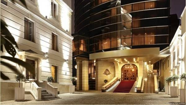 Hotel Nobil Luxury Boutique Нобил