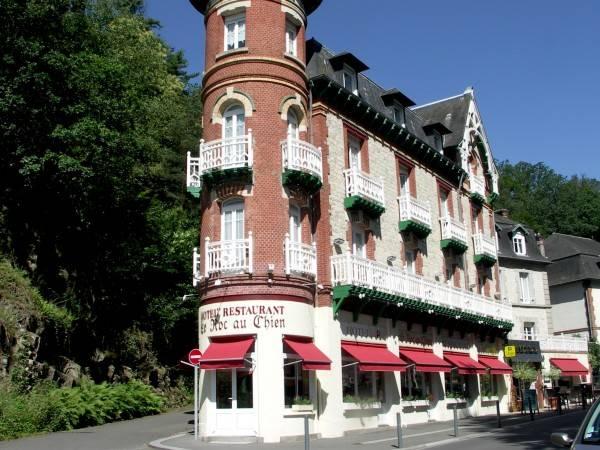 Hotel Roc au Chien Logis