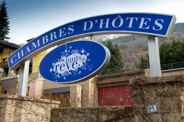 Hotel Chambres d'Hôtes Nuits de Rêve