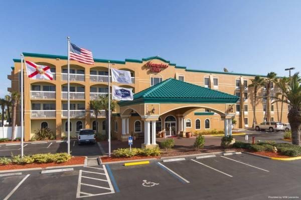 Hampton Inn St Augustine Beach