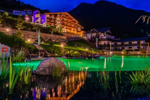 Jerzner Hof: Wellnesshotel in Tirol