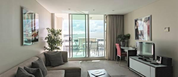 Hotel Adelaide Dresscircle Apartments - North Terrace