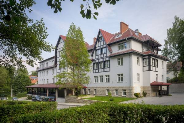 Hotel Medical Sensus Sanatorium Polanica