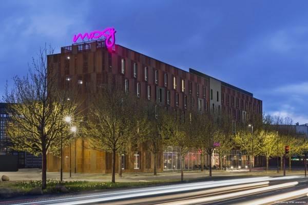 Hotel Moxy Copenhagen Sydhavnen