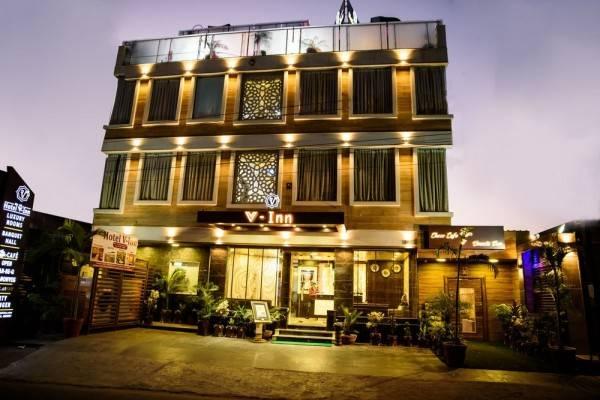 White Mushroom Jaipur V-Inn