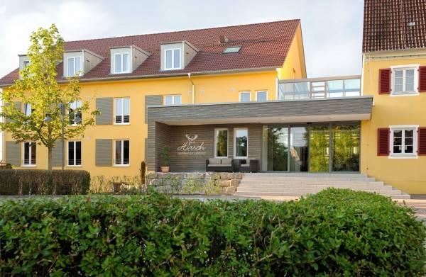 Hirsch-Das Ellwanger Landhotel