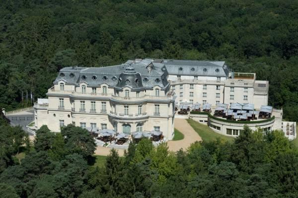 Tiara Château Hôtel Mont Royal Chantilly