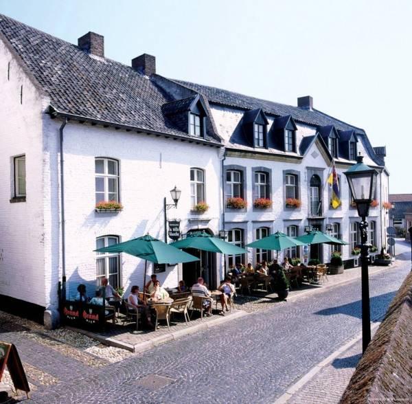 Fletcher La ville Blanche Hotel – Restaurant