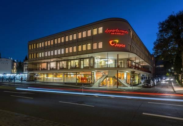 Hotel Appartements am Kleeblatt