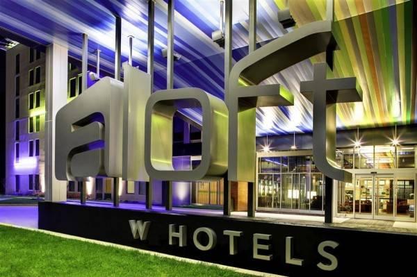 Hotel Aloft BWI Baltimore Washington International Airport