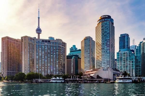 Hotel The Westin Harbour Castle Toronto