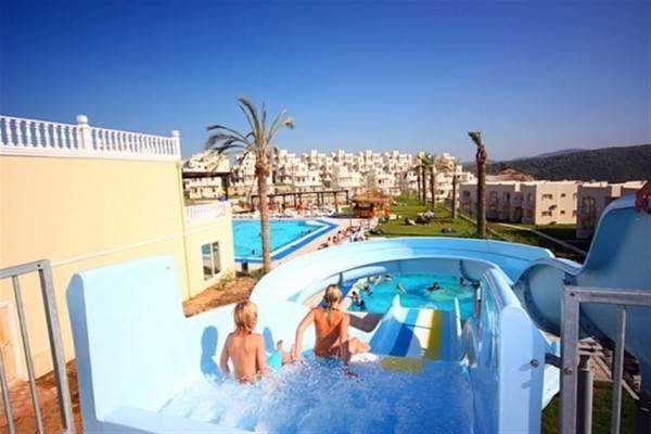 Hotel Apollonium Spa Beach Resort