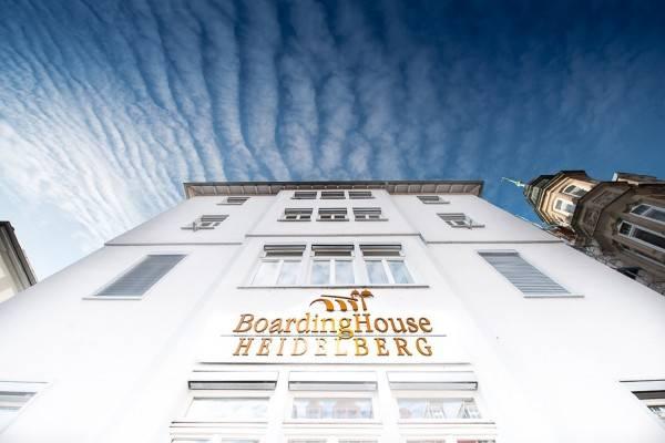 Hotel BoardingHouse Heidelberg