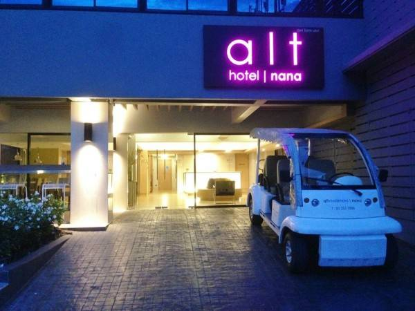 Alt Hotel Nana by UHG