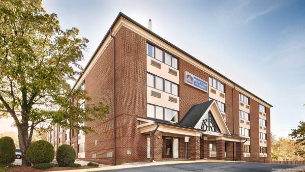 Hotel Best Western Mount Vernon/Ft. Belvoir
