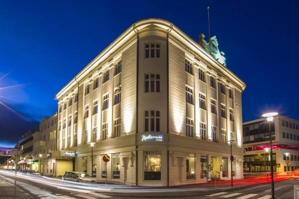 RADISSON BLU 1919 HOTEL REK