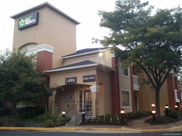 Hotel Extended Stay America Chantill