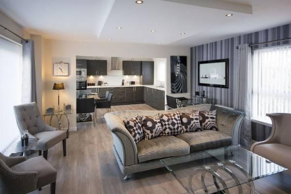 Hotel Oakhill Apartments Aberdeen City Centre - Ruthrieston