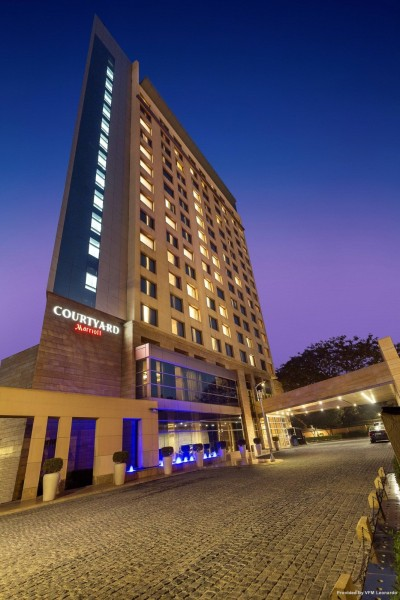 Hotel Courtyard Gurugram Downtown
