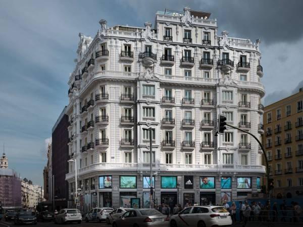 Hotel NH Collection Madrid Gran Vía