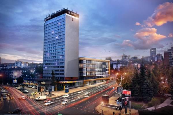 Hotel Hemus Sofia