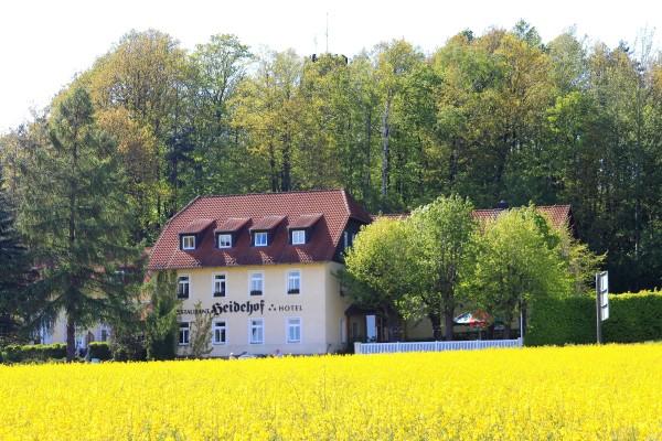 Hotel Heidehof Landhaus