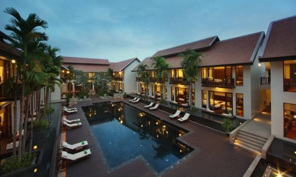 Hotel Anantara Angkor Resort & Spa