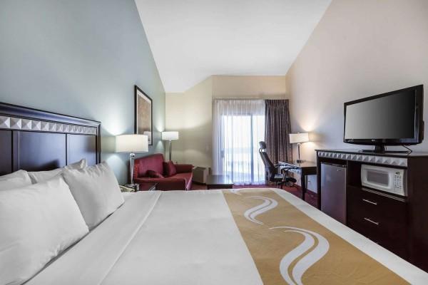 Quality Inn and Suites Irvine Spectrum