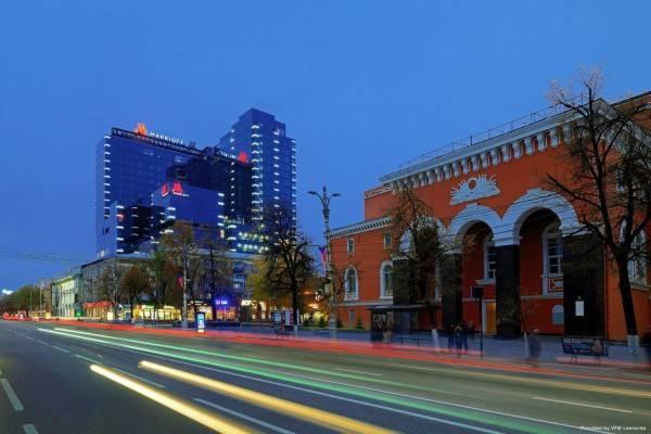 Hotel Voronezh Marriott