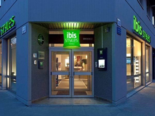 Hotel ibis Styles Grenoble Centre Gare