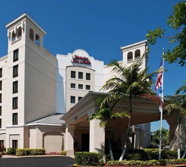 Hampton Inn - Suites Miami-Doral-Dolphin Mall FL