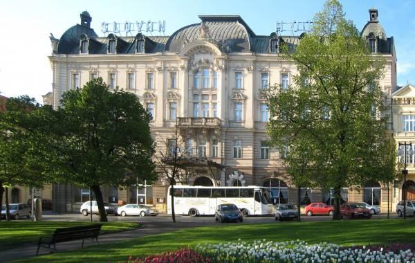 Hotel Slovan Plzeň