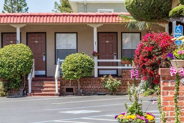 Rodeway Inn Berkeley