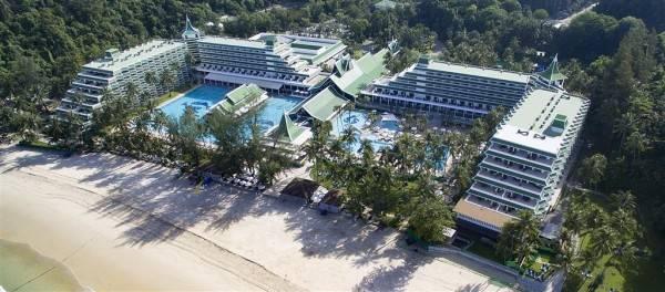 Hotel Le Méridien Phuket Beach Resort