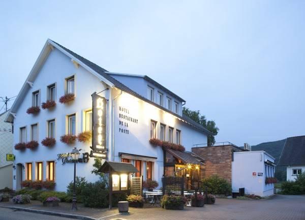 Hotel La Poste Logis