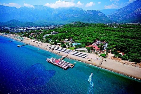 Hotel Kemer Holiday Club – All Inclusive