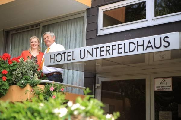Hotel Unterfeldhaus Garni