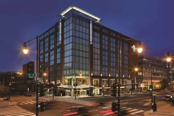 Hotel Homewood Suites by Hilton Washington DC Capitol-Navy Yard