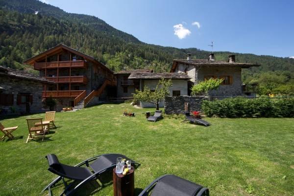 Hotel Le Petit Coeur Residence de Montagne