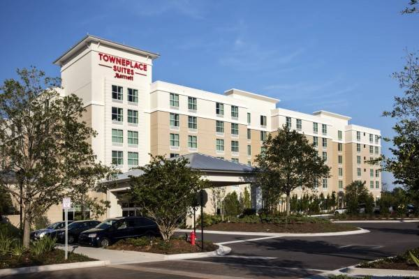 Hotel TownePlace Suites Orlando Orlando at FLAMINGO CROSSINGS® Town Center/Western Entrance