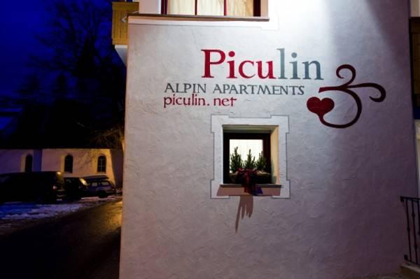 Hotel Alpin Apartments Piculin
